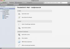Screenshot Thunderbird Main