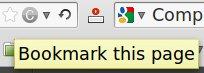 Firefox – Lesezeichen mit nur einem Klick