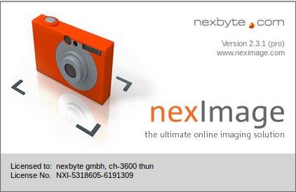 Bilder online bearbeiten mit nexImage