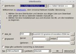 how to create auefi bootable linux mint usb drive