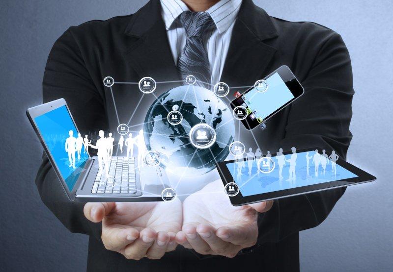 Internetzugang mit Tablets und dem iPad