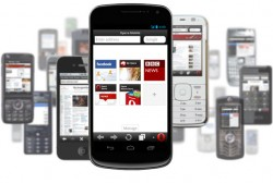 Opera Mini / Opera Mobile - Browser