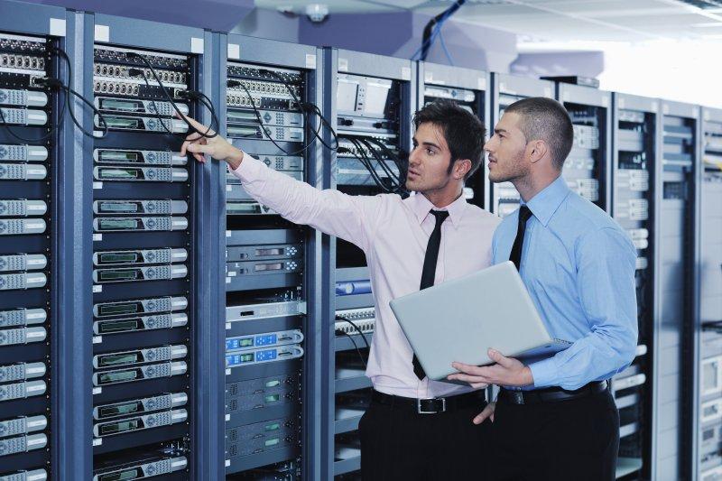 Dedizierte Server für Rechenzentren