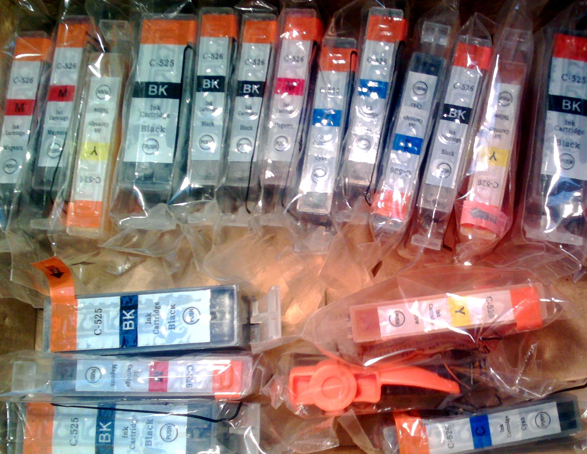 Druckerkosten sparen – Refill- oder Rebuilt-Produkte wählen