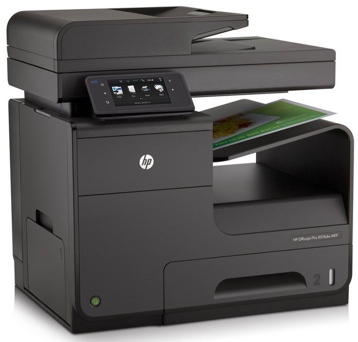 Tintenstrahldrucker im Büro?