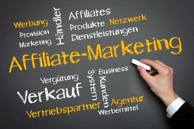 Arbeiten im Marketingumfeld