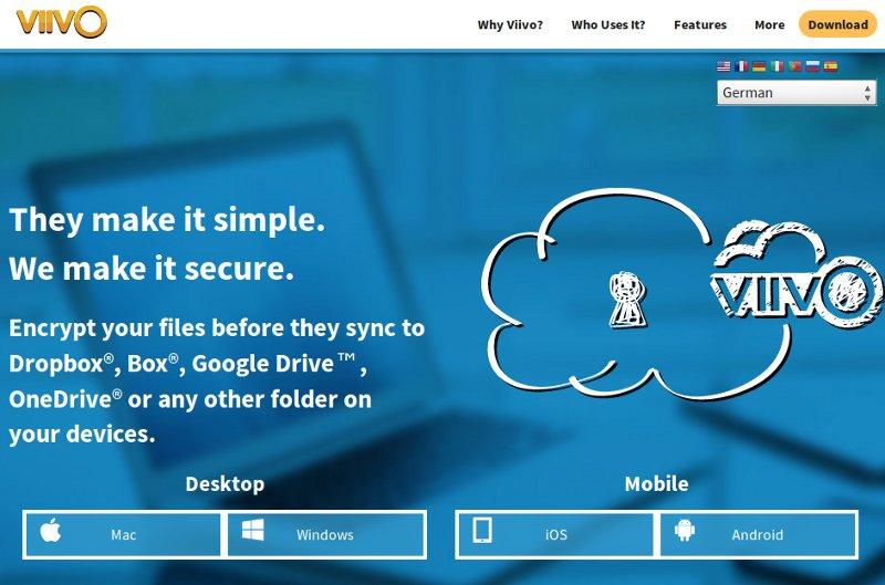 Cloud Daten verschlüsseln