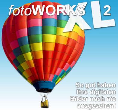 Fotobearbeitungsprogramm Fotoworks XL