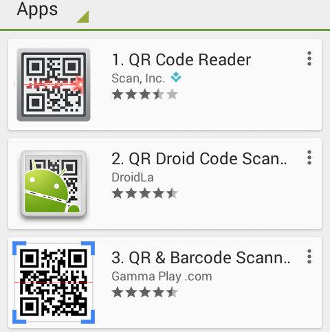 QR-Codes am Smartphone – die passenden Apps
