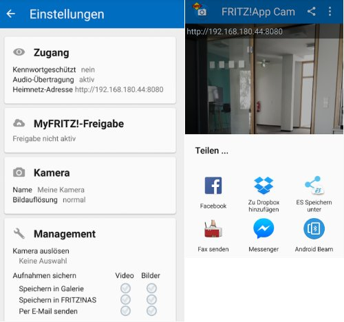 FRITZ-App-Cam