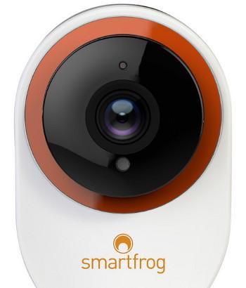 Komplettpaket zur Webcamüberwachung von Smartfrog